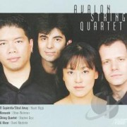 Avalon String Quartet Plays Biggs, Wickman, Gryc & Macbride