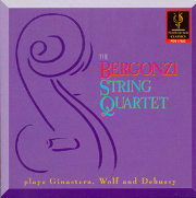 The Bergonzi String Quartet-1